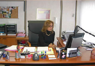 Directrice Administrative
